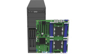 ion P4 ServerBoard